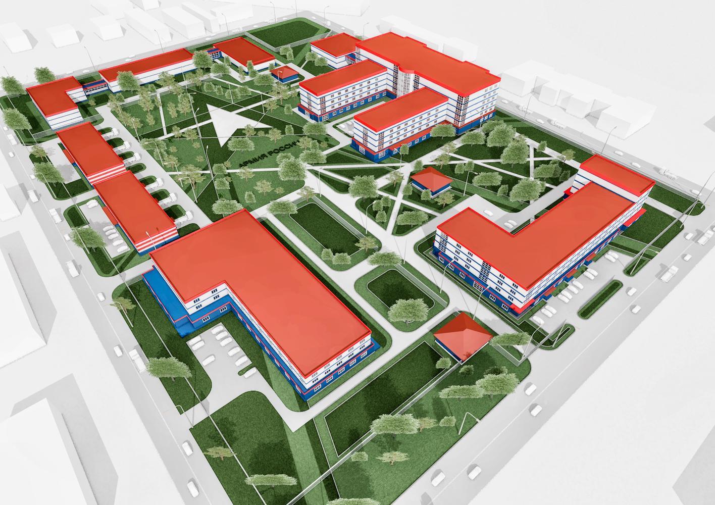 Перспективный план развития ФГКУ «425ВГ»