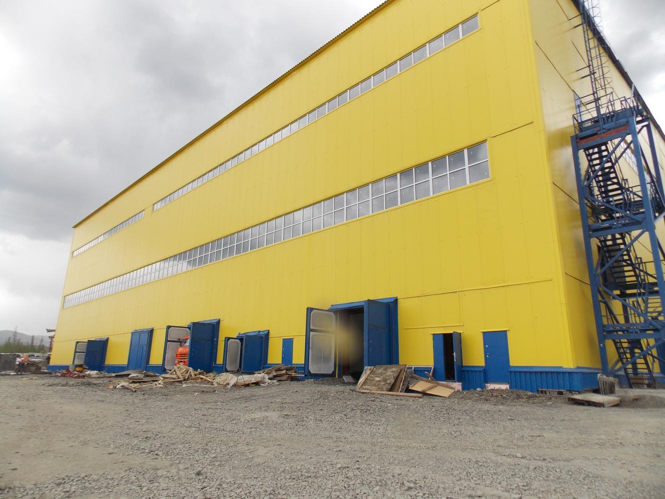 Золотоизвлекательная фабрика.  Тарынский горно – обогатительный комбинат.  Рабочая документация.