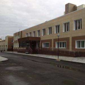 Реконструкция административно – бытового корпуса (АБК) и гаража, с последующим размещением в АБК центра амбулаторного гемодиализа, г. Барнаул.