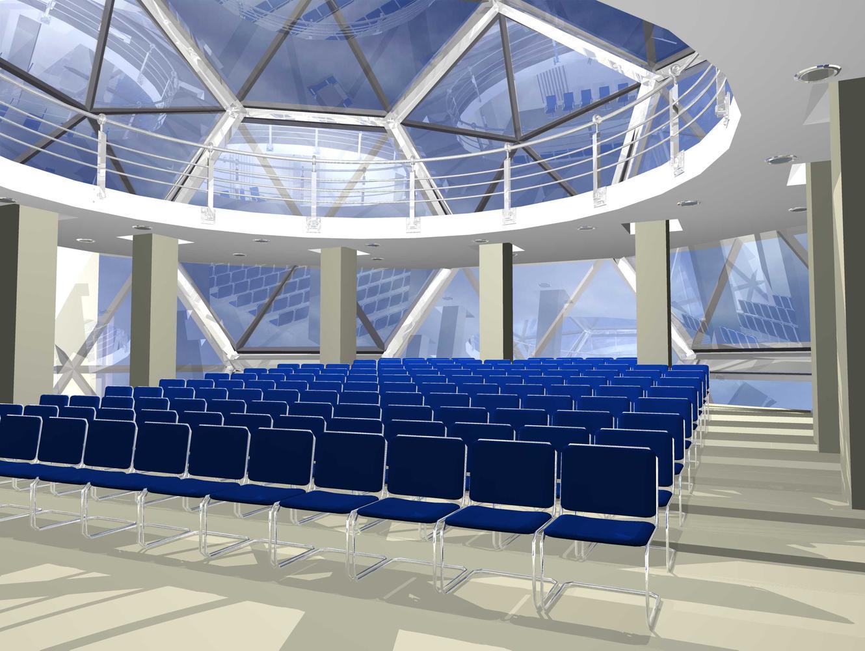 Конференц зал крытого футбольного манежа «Заря»