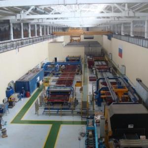 Техперевооружение участка производства железобетонных шпал («OLMI», Италия), в п. Горный, НСО.