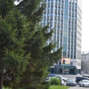 Административное здание Сибирского банка Сбербанка РФ в г.Новосибирске.