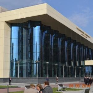 Государственный концертный зал им. А.М.Каца, г.Новосибирск.  Участие в проектировании.